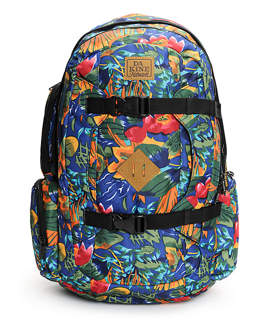Dakine Mission Higgins 25L Backpack | Zumiez