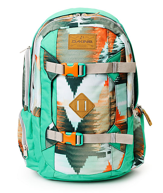 Dakine Mission Native Blur 25L Backpack | Zumiez