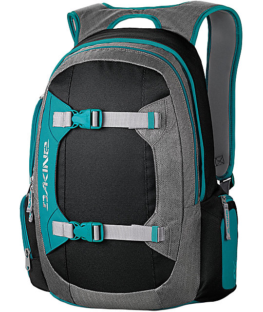 Dakine Mission Teal Backpack | Zumiez