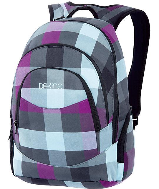 Dakine Prom Belle Plaid Backpack | Zumiez