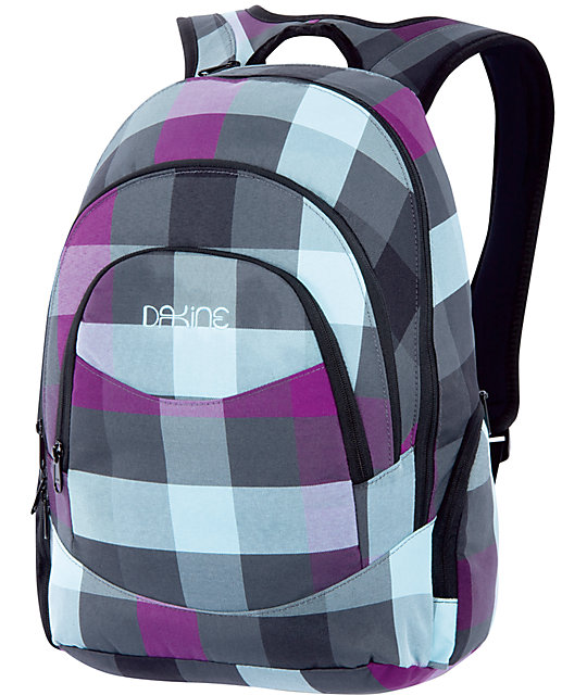 Dakine Prom Belle Plaid Backpack at Zumiez : PDP
