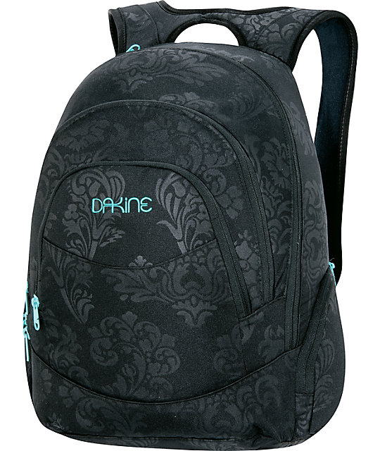 Dakine Prom Black Flourish Backpack at Zumiez : PDP