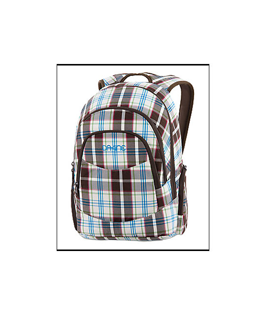 Dakine Prom Clubhouse Plaid Pack