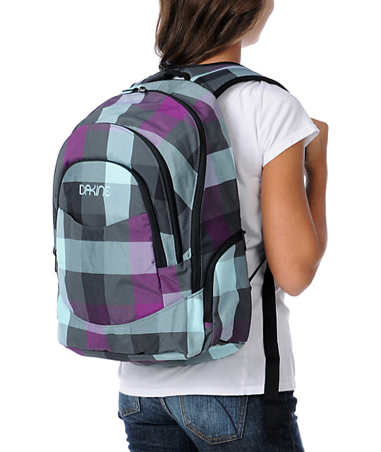 Dakine Prom Grey Antique Backpack