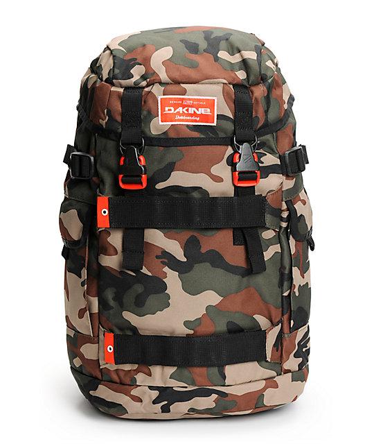 Dakine Sentry Terrain Camo 24L Backpack at Zumiez : PDP