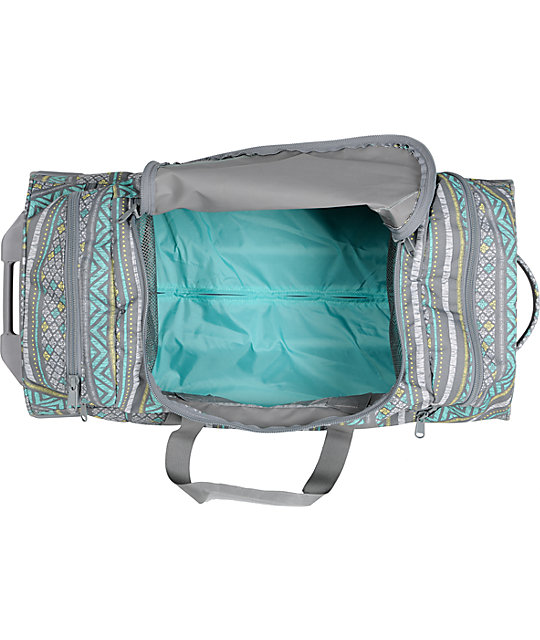 Dakine Sierra Small Wheeled Duffel Bag