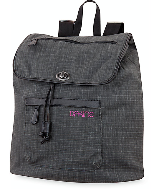 Dakine Sophia Cinder Print Canvas Tote Backpack