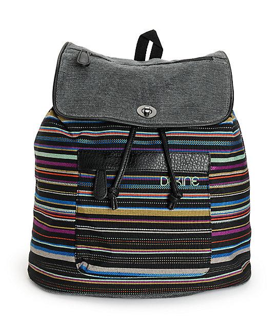 Dakine Sophia Stripe Rucksack Backpack