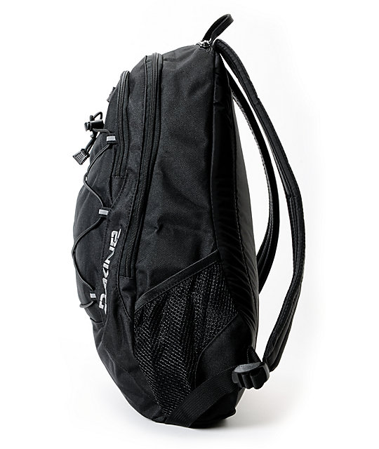 Dakine Transit Black Backpack