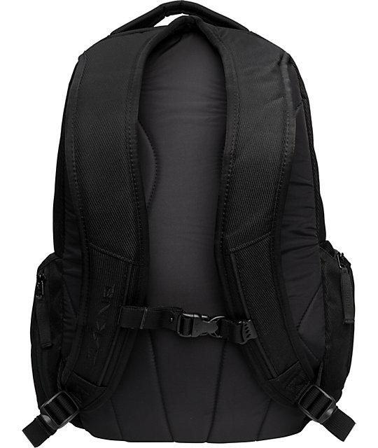 Dakine Varial Mono Black Skate Backpack