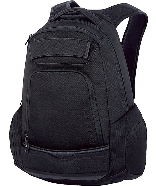Dakine Varial Mono Black Skate Backpack at Zumiez : PDP