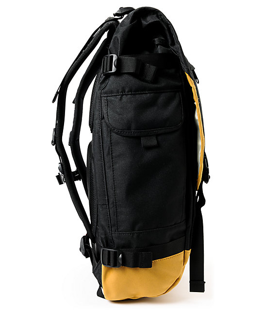 Dakine Vault Black Laptop Backpack