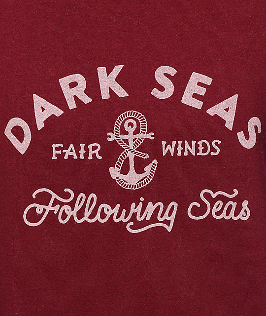 Dark Seas Belay Crew Neck Sweatshirt