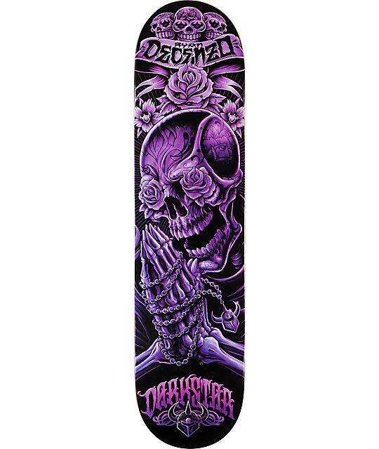 """Darkstar Decenzo Muerte 7.75""""  Skateboard Deck"""
