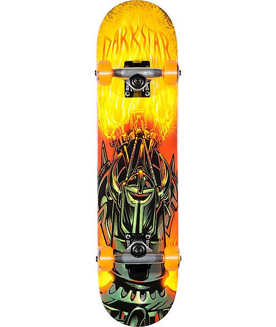 """Darkstar Dungeon Micro 6.75""""  Complete Skateboard"""