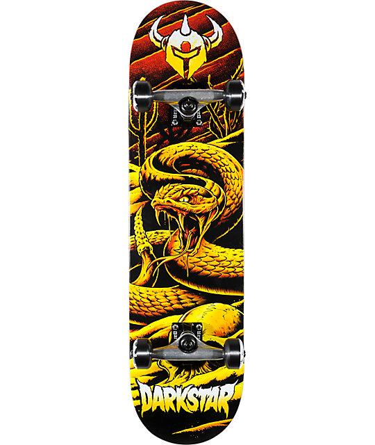 "Darkstar Rabid 8.0""  Complete Skateboard"