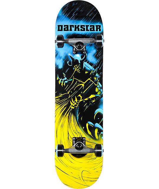 "Darkstar Tempest 8.0""  Complete Skateboard"