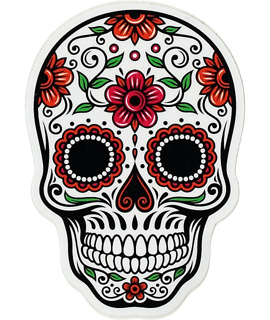 Day Of The Dead Rose S...