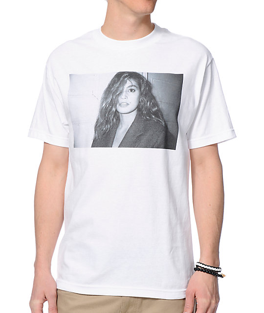 Deadline x Ricky Powell x Cindy Crawford T-Shirt