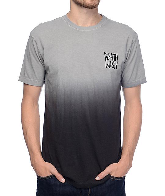 Deathwish Black Fade T-Shirt