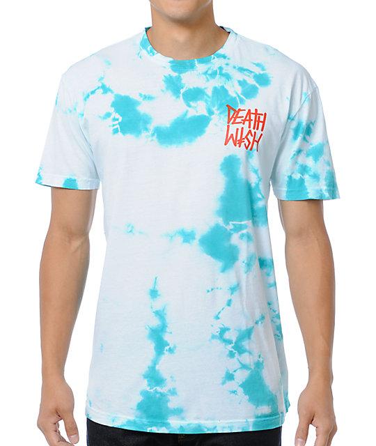 Mens Teal T Shirt