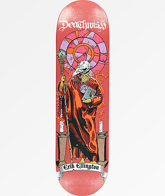 Deathwish Ellington All Saints 8.5