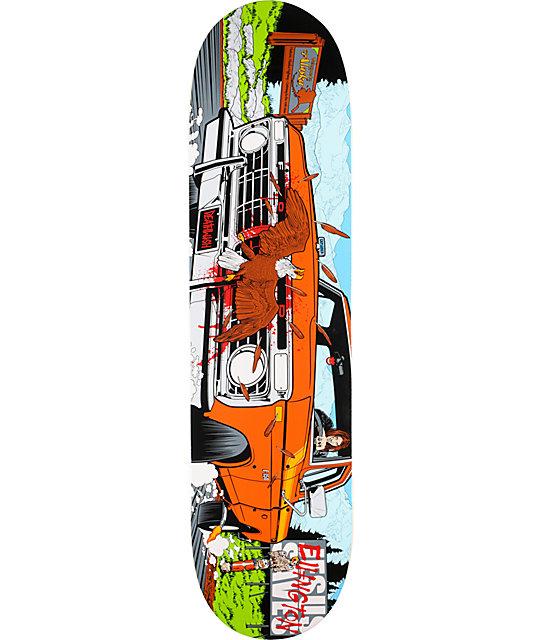 "Deathwish Ellington Gangster Grill 8.0""  Skateboard Deck"