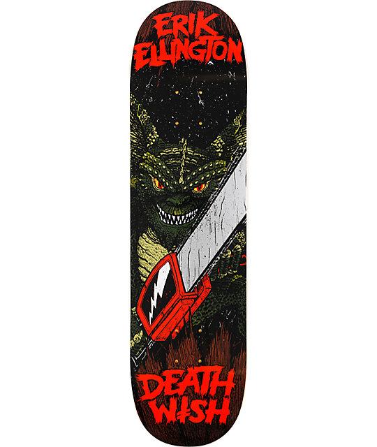 """Deathwish Ellington Goblin 8.25""""  Skateboard Deck"""