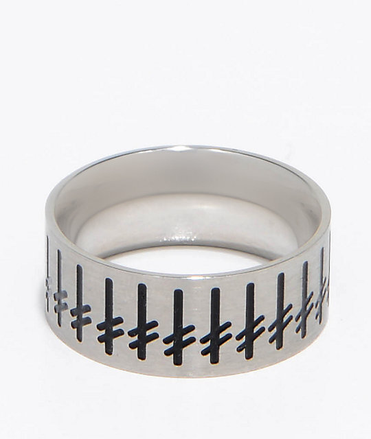 Deathwish Gang Logo Ring by Deathwish