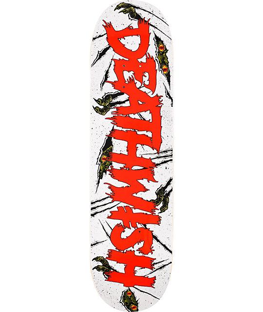 "Deathwish Goblin 8.38""  Skateboard Deck"