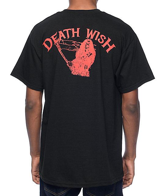 Deathwish Metal Uprising Black T-Shirt