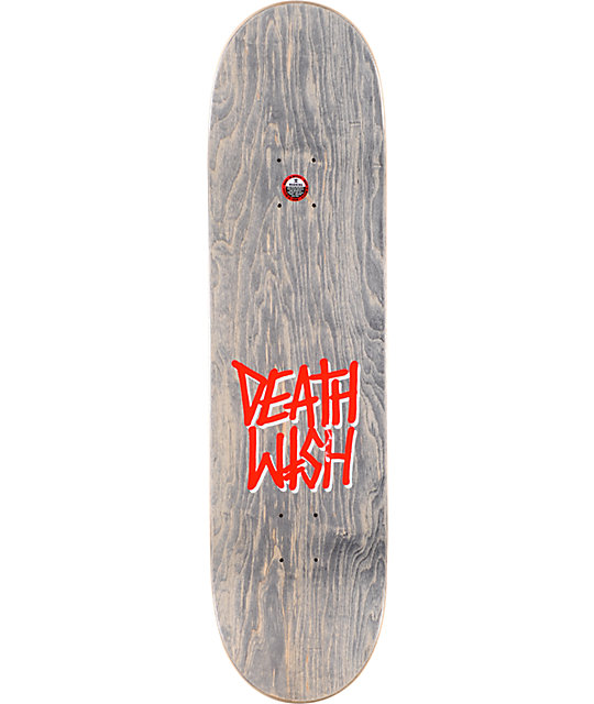 "Deathwish Neen Hunter 8.38""  Skateboard Deck"