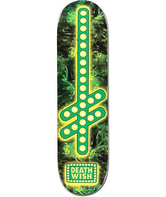 "Deathwish x Shake Junt Gang Logo 8.125"" Skateboard Deck ...  Deathwish x Sha..."