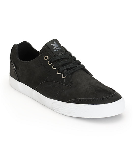 Dekline Tim Tim Leather Skate Shoes