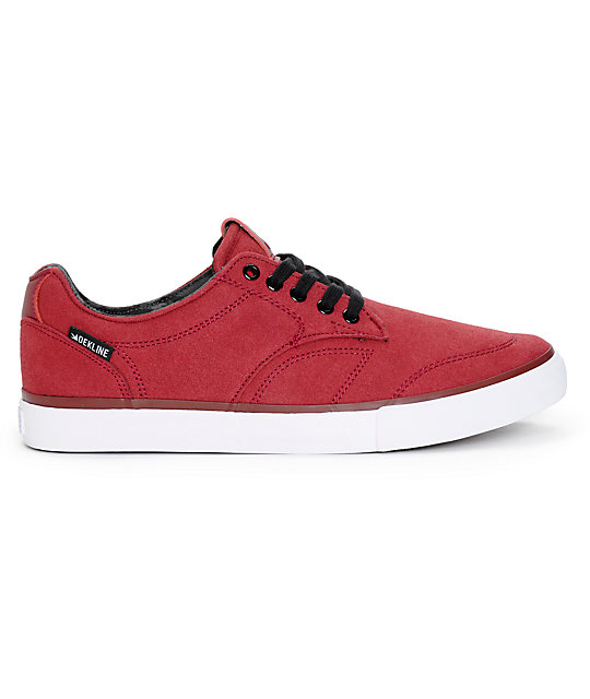 Dekline Tim Tim Skate Shoes