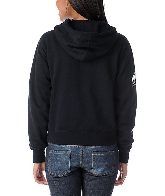 Diamond Supply Co 98 Black Pullover Hoodie