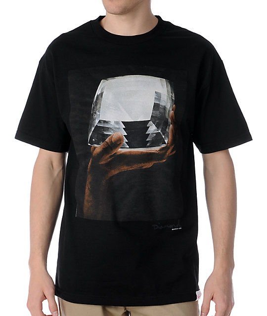 Diamond Supply Co Almighty Diamond Black T-Shirt