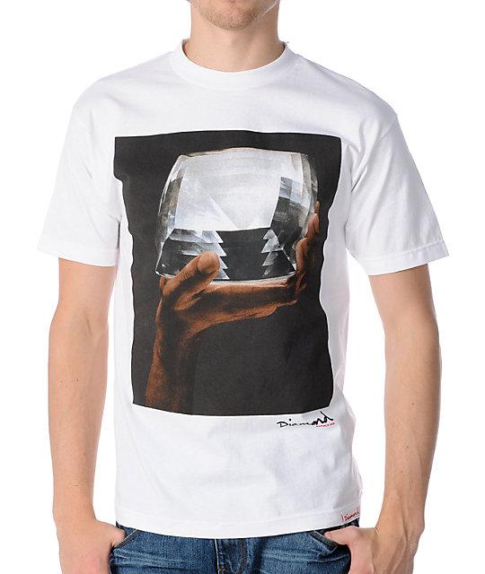 Diamond Supply Co Almighty Diamond White T-Shirt