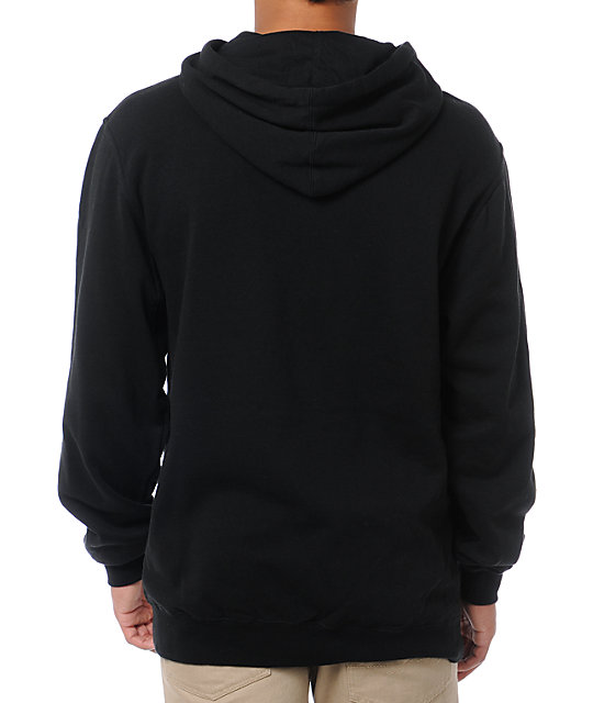 Diamond Supply Co Bar Logo Black Pullover Hoodie