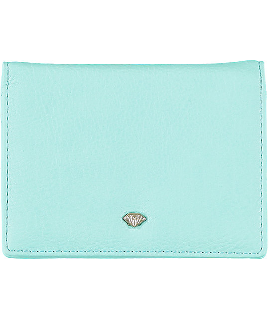 Diamond Supply Co Bi-Fold Mint ID Wallet