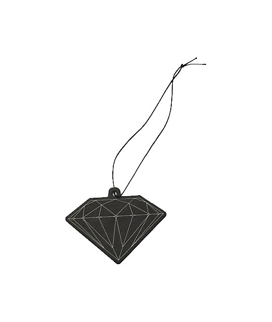 Diamond Supply Co Black Air Freshener