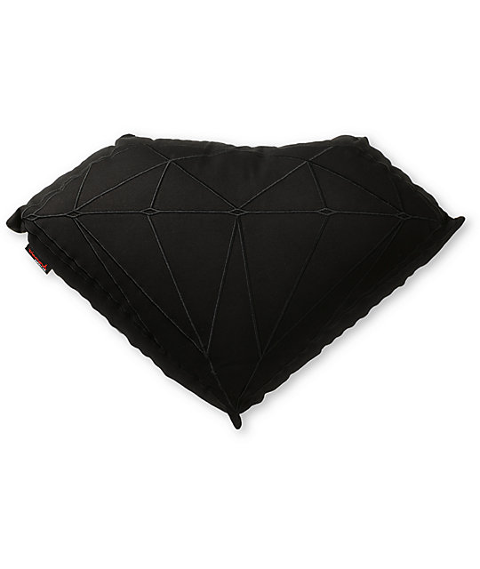 Diamond Supply Co Brilliant Black Pillow