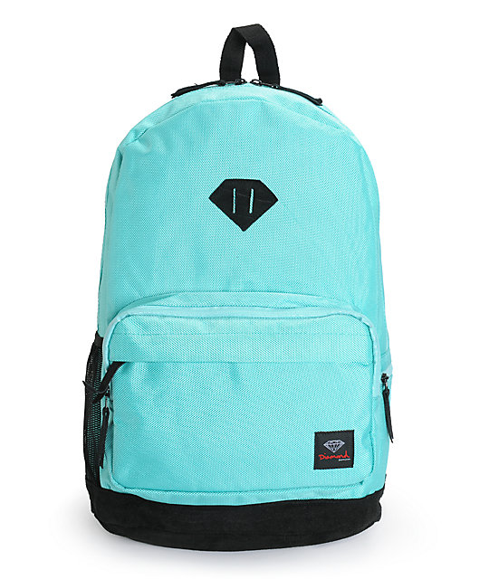 Diamond Supply Co Croc School Life Backpack