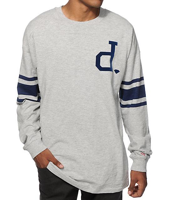 Diamond supply co dmnd un polo long sleeve t shirt for Diamond supply co polo shirts