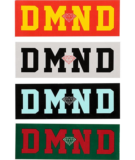 Diamond Supply Co DMND Vinyl Sticker