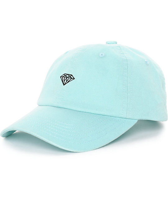 Diamond Supply Co Dad Baseball Hat