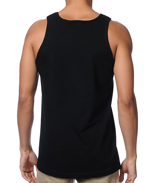 Diamond Supply Co Diamond Camo Black Tank Top
