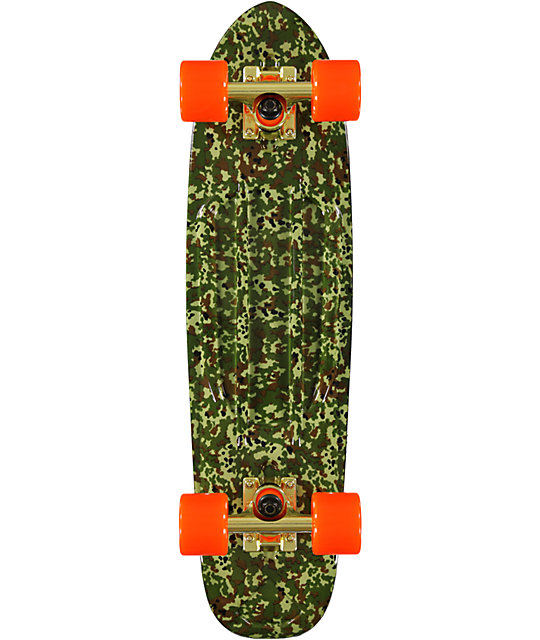 "Diamond Supply Co Diamond Life Camo 24""  Cruiser Complete"