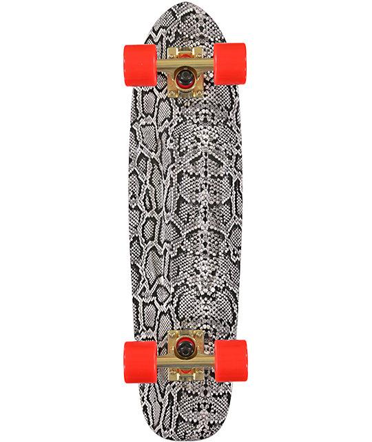 "Diamond Supply Co Diamond Life Snake  24""  Cruiser Complete Skateboard"