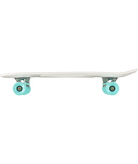 "Diamond Supply Co Diamond Life White 24""  Cruiser Complete"